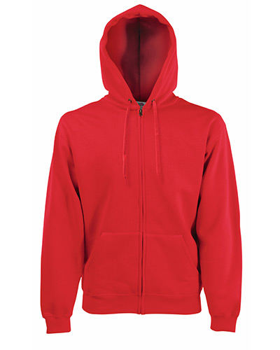 Premium Hooded Sweat Jacket